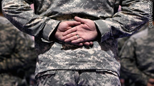 Suicides among active-duty soldiers declined for the first time in six years, but doubled in the Army National Guard.