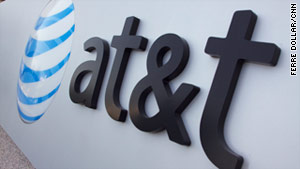 "Telecom giant AT&T wants ""personal privacy"" protections applied to businesses, just as they are to individuals."