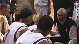 Bob Hurley Sr. regrets that he didn't reach more inner-city kids who could have benefited from his guidance.
