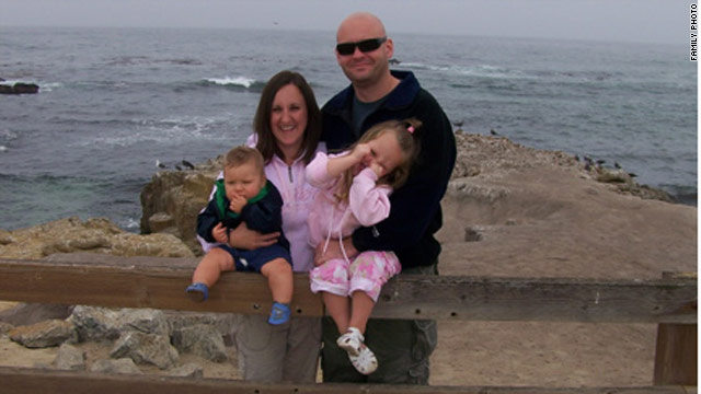 The Air Force ordered Maj. Chad Bushman to have no contact with his wife and children for almost two years.