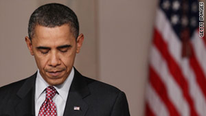 """President Obama said Washington can """"lend moral support to those who are seeking a better life for themselves."""""""