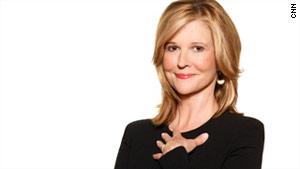 "Kathleen Parker is leaving as the co-host of CNN's ""Parker Spitzer."""