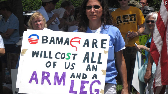 Health care reform has been a hotly debated and protested issue for more than a year.