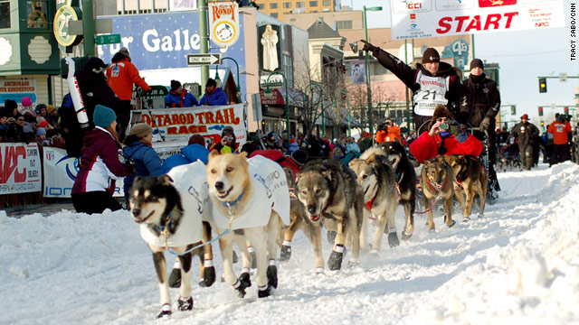 Dallas Seavey represents the third generation of mushers in his family.