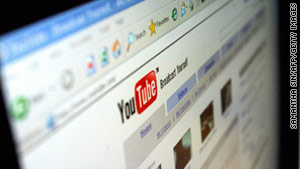 Several websites, including YouTube, have been blocked from U.S. military computers in Japan to free bandwidth for recovery efforts.