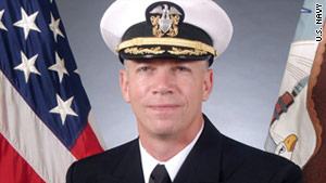 Capt. Owen Honors lost command of the USS Enterprise after videos that included him were made public.