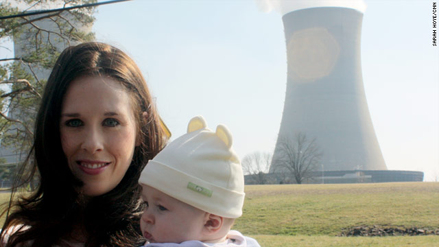 Lindsey Schiller and her family have lived in the shadow of the Limerick Generating Station nuclear plant for nearly a decade.