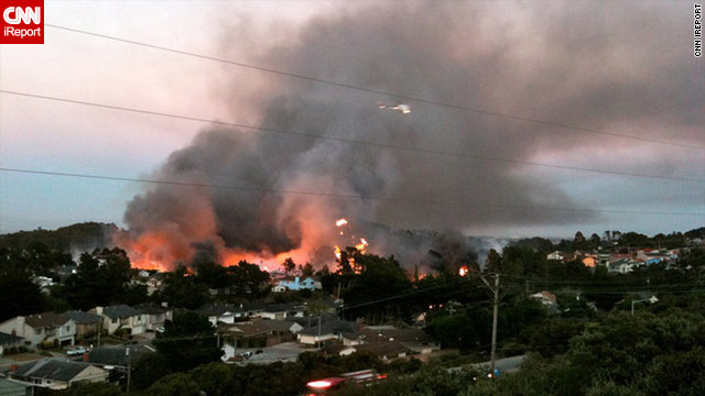 A pipeline is blamed in a 2010 blast in San Bruno, California, that killed eight people and destroyed 37 homes.