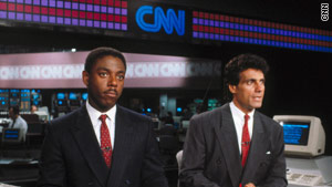 "Fred Hickman teamed with Charles on ""Sports Tonight."" The two had chemistry and beat ESPN in the ratings."