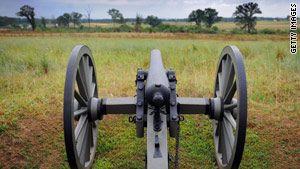 The battlefields are quiet and even tranquil today, but the average Civil War soldier faced horror and exhaustion.
