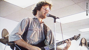 The Branch Davidians believed David Koresh was the messiah. He loved two things: Playing guitar and preaching.