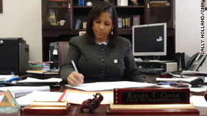 Cleveland schools' transformation director Renee Cavor closed her own alma mater in order to reorganize the district.