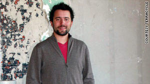Tom Szaky started TerraCycle in 2001 after finishing fourth in a Princeton University business contest.