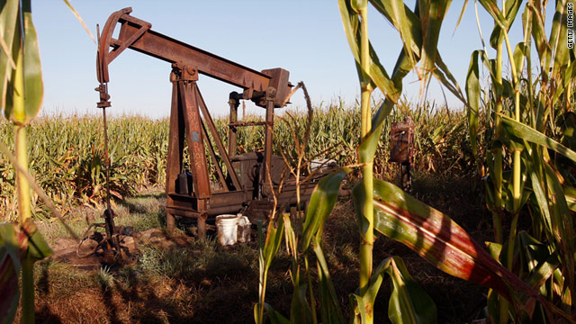As sources of oil become harder to find, energy is increasingly coming from corn fields.