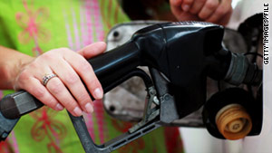 The average price for a gallon of gas is particularly painful in Chicago -- $4.27.