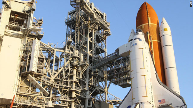 The space shuttle Endeavour is set to return to Earth in mid-May after completing its last voyage.