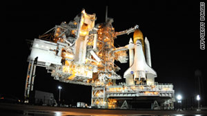 The Space Shuttle Endeavour has been delayed twice since April 29th.