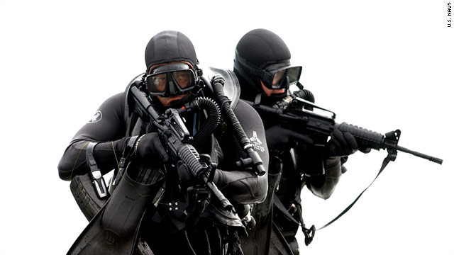 Whether by sea, air or land -- the SEALs are capable of any mission, as they showed Sunday by killing Osama bin Laden.