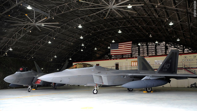 Mystery of F-22 illnesses grows