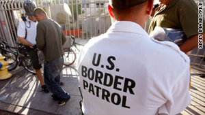 Arrests of undocumented immigrants along the Mexico border has dropped 58% since 2006, according to federal statistics.