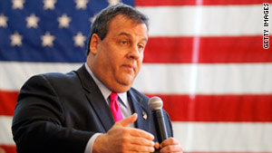 "New Jersey Gov. Chris Christie said the decision ""represents everything wrong"" with how state government works."