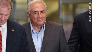 Dominique Strauss-Kahn has been indicted on seven charges stemming from an alleged assault on a hotel maid.