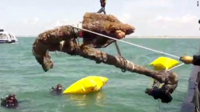 Real Pirate Shipwreck