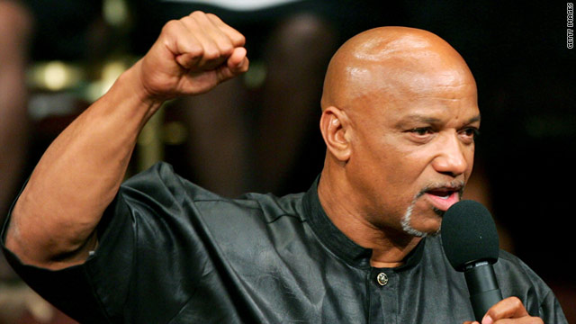 Elmer &quot;Geronimo&quot; Pratt spent 27 years in prison for a murder he says he didn't commit. His conviction was later overturned.
