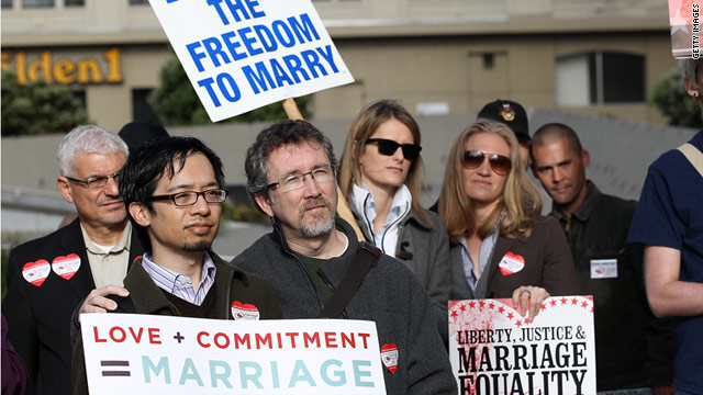 Judge Vaughn Walker's ruling on California's Proposition 8 was upheld in a ruling Tuesday.