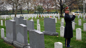 Air Force 1st Lt. David A Thorpe will be buried with full honors at Arlington National Cemetery.