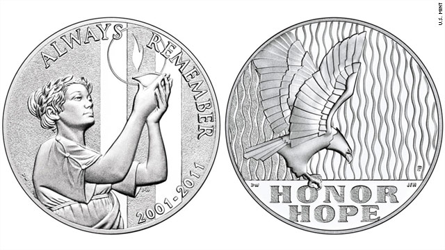 The one-ounce silver medals went on sale Monday at $56.95 each. After August 18, the price will rise to $66.95.