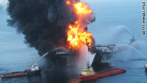 The Deepwater Horizon explosion killed 11 crew members and caused a massive oil spill.