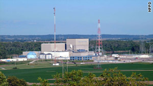 The Cooper Nuclear Station in Nebraska is under an &quot;unusual event declaration&quot; because of floodwaters nearby.