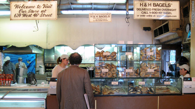 H&H Bagels will close its doors after 39 years of business in Manhattan.