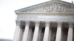 A conservative 5-4 majority of justices said the law violated free speech.