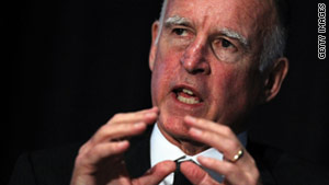 California Gov. Jerry Brown had veteod an earlier budget plan, forcing lawmakers to craft a new bill.