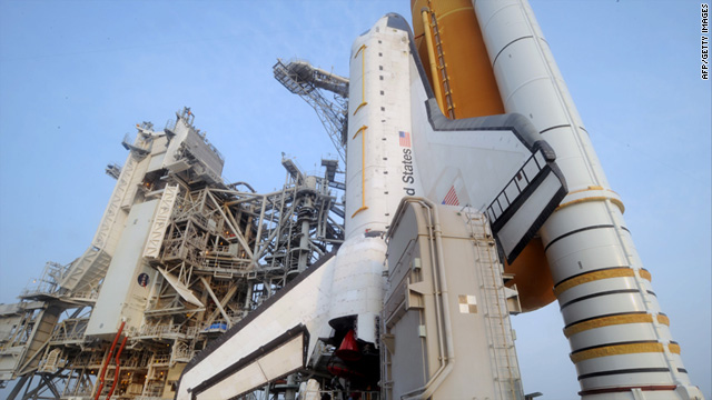 The Space Shuttle Atlantis will be the last of its kind sent to space by the U.S.