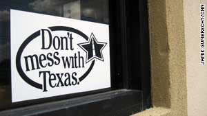 "The ubiquitous line ""Don't mess with Texas"" is still used to discourage litter, and as a statement of Texas pride."