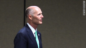 Florida Gov. Rick Scott signed a law requiring drug tests for adult welfare recipients.