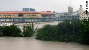 Texas officials have warned resident not to cross into Nuevo Laredo, Mexico, during the Fourth of July weekend.