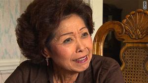 Lorna Onizuka lost her husband, mission specialist Ellison Onizuka, in the 1986 Challenger disaster.