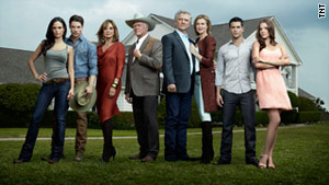 TNT's new &quot;Dallas&quot; features the younger generation of Ewings as they fight over business -- and women.