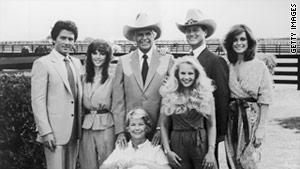 "Big hats, big hair and big Texas attitudes have all been associated with the ""Big D"" since ""Dallas"" was on TV."