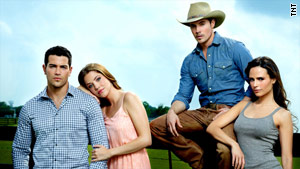 "The new ""Dallas"" features at least one major character who is Hispanic, a love interest named Elena Ramos."