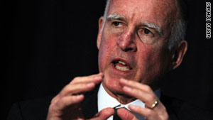 """History should be honest,"" Democratic California Gov. Jerry Brown said about the gay history legislation."