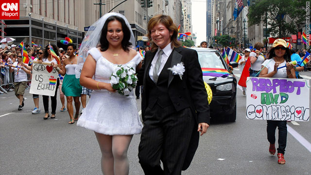 New york same sex marriage galleries 2