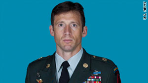 Master Sgt. Benjamin A. Stevenson, 36, was killed Thursday during a combat operation in Afghanistan's Paktika province.