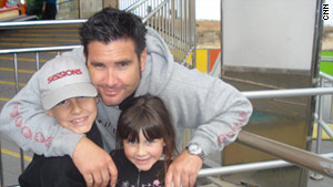 San Francisco Giants fan Bryan Stow was beaten outside of Dodgers Stadium on March 31.