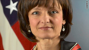DARPA's director, Regina Dugan, has financial and familial relations with contractor RedXDefense.
