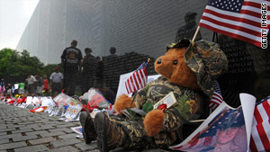 The Vietnam Veterans Memorial, once controversial, is now one of the most popular historic sites in America.